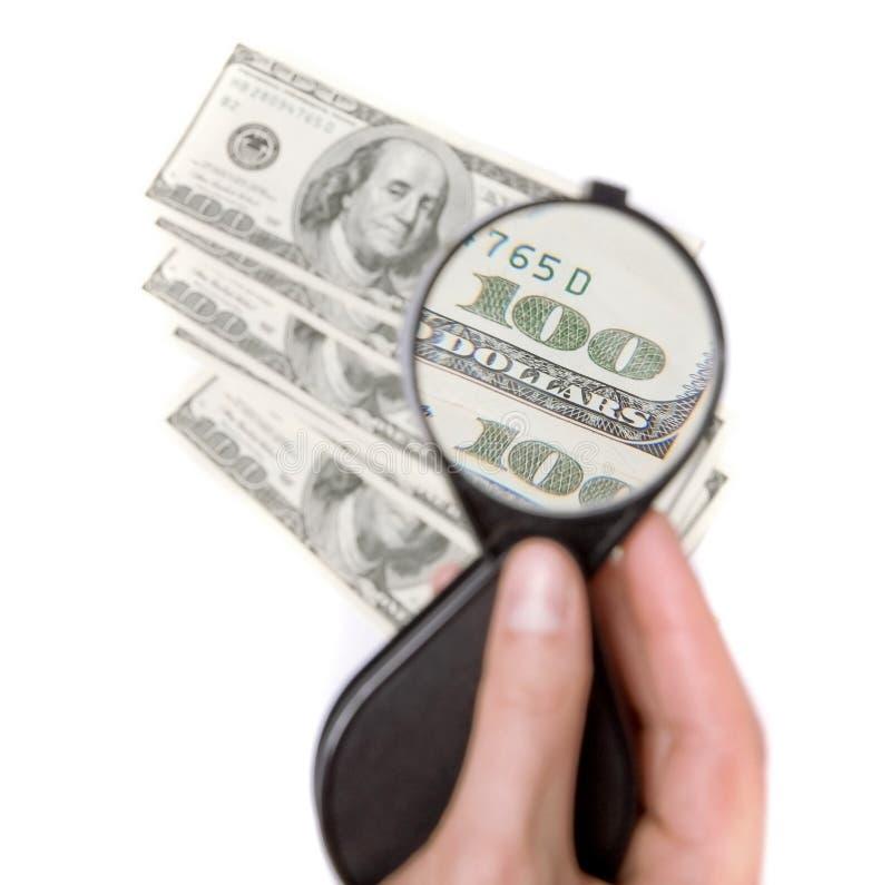 pieniądze biznesowy pieniężny globalny problem obraz stock