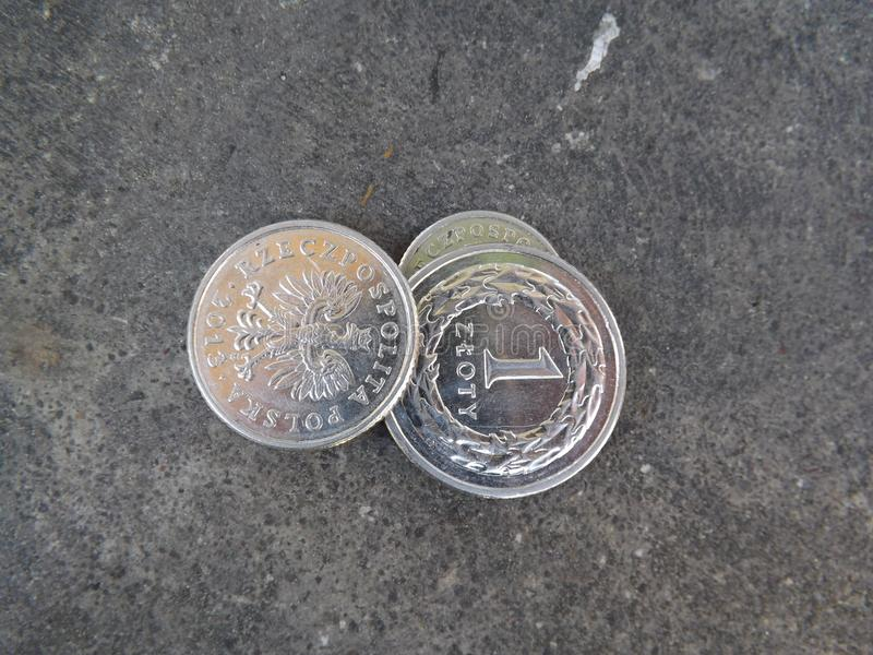 Pieniądze, cent waluta zdjęcie royalty free