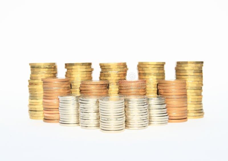 Pieniądze - czeskie korony obraz royalty free