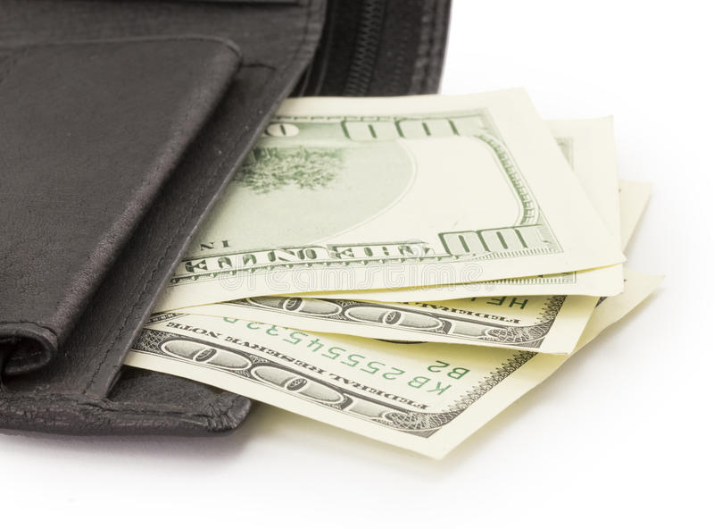 Pieniądze, dolary zdjęcia royalty free