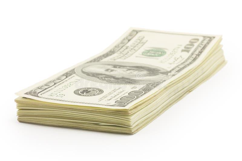 Pieniądze, dolary zdjęcie royalty free