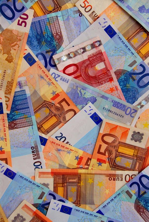 pieniądze euro obraz royalty free