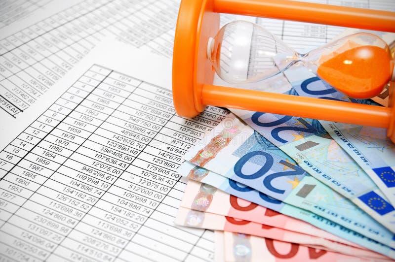 Pieniądze i finanse. zdjęcie royalty free