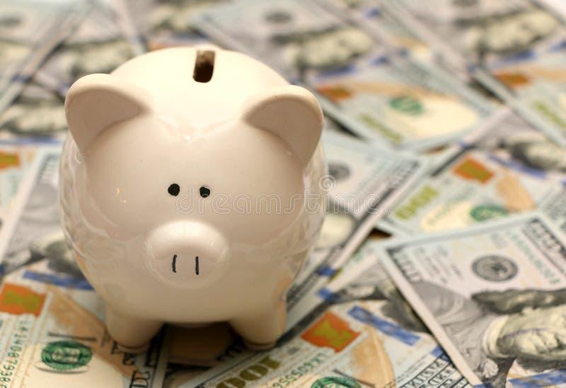 Pieniądze i koszt zdjęcia royalty free