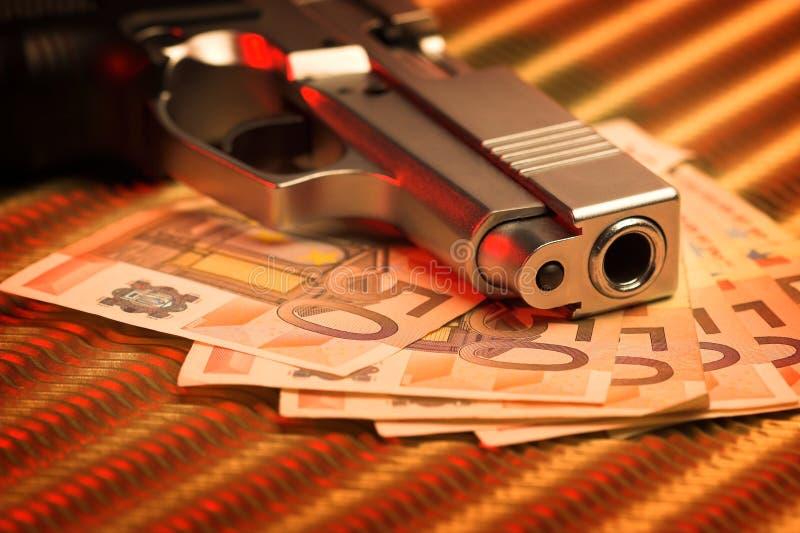 pieniądze krócica zdjęcia stock