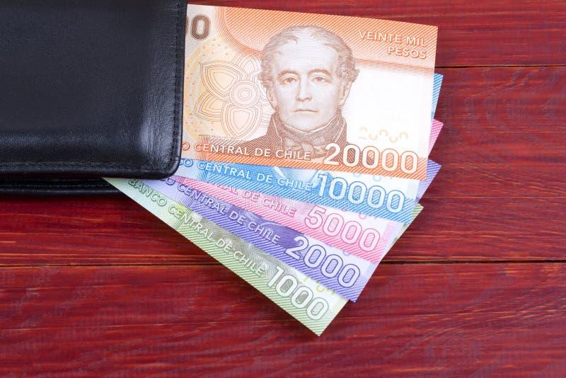 Pieniądze od Chile w czarnym portflu