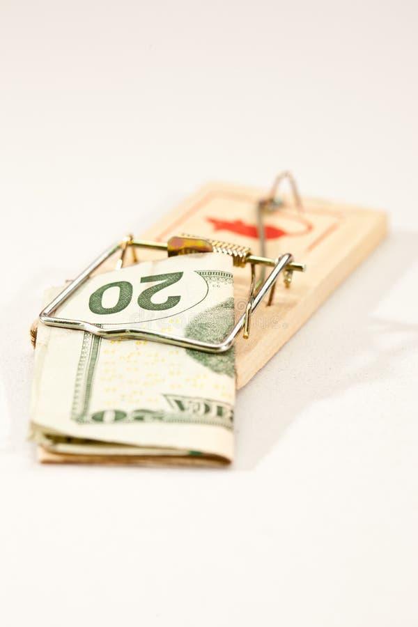 pieniądze oklepiec zdjęcie royalty free