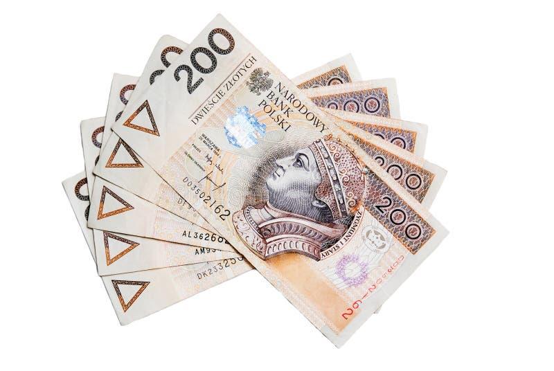 pieniądze połysk obrazy stock