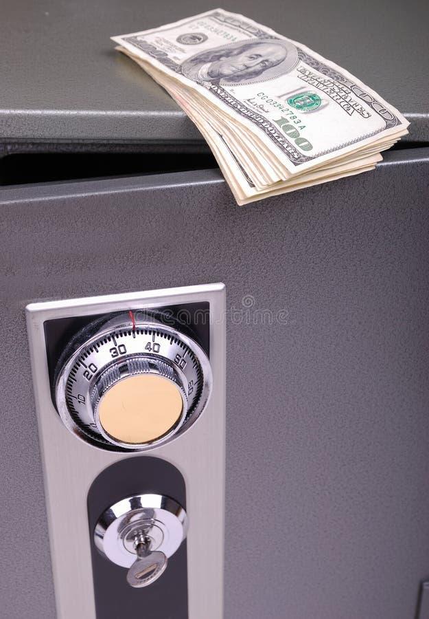 pieniądze skrytka obraz stock