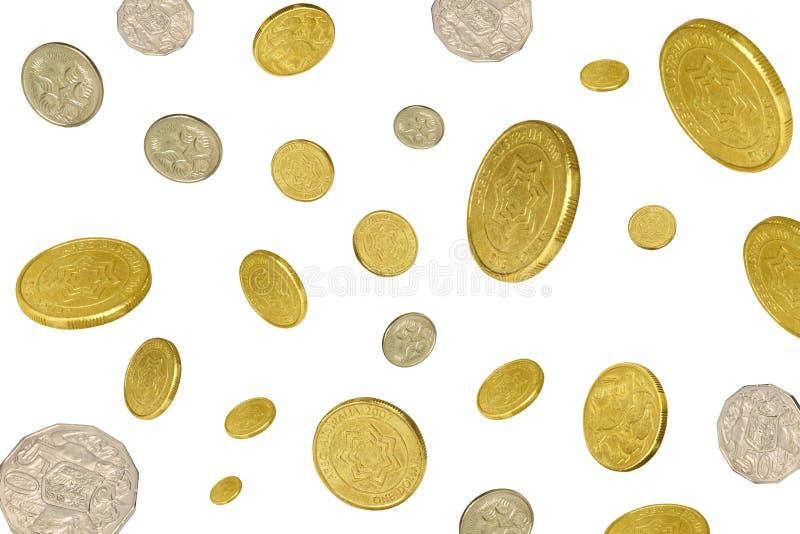 pieniądze target736_0_ royalty ilustracja