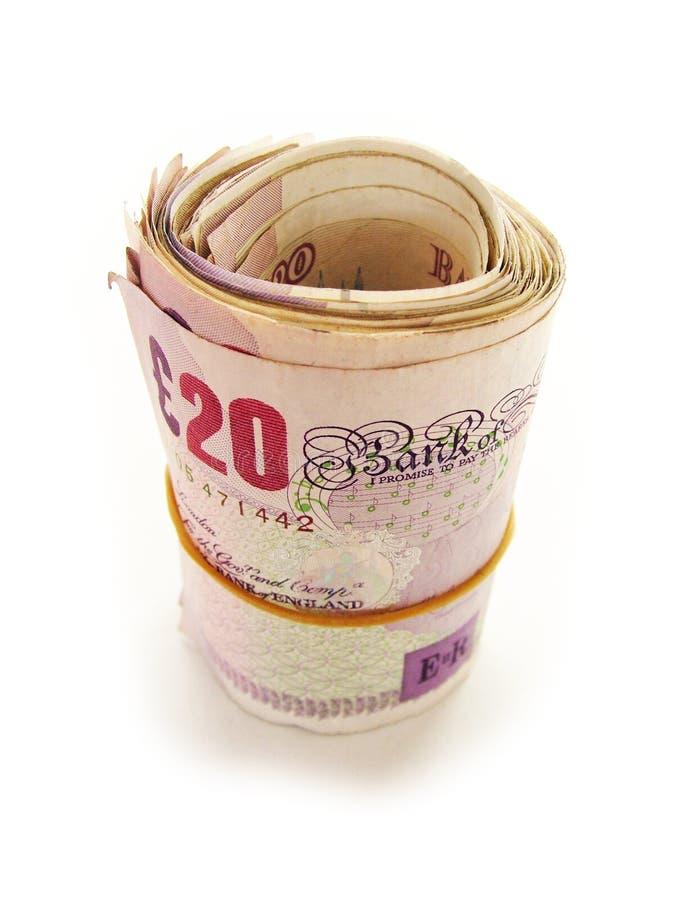 pieniądze wielkiej brytanii zdjęcia stock
