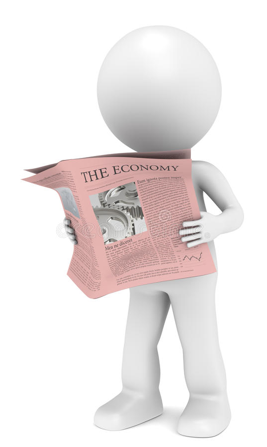 pieniężna wiadomość royalty ilustracja