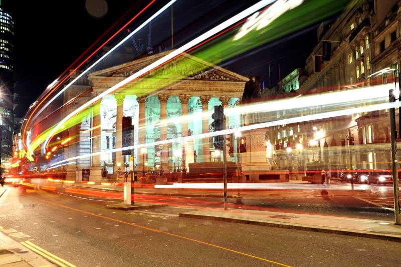 Pieniężne ćwiartki miasto Londyn zdjęcia royalty free