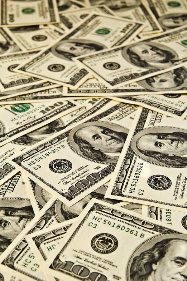 Pieniędzy dolary zdjęcie stock