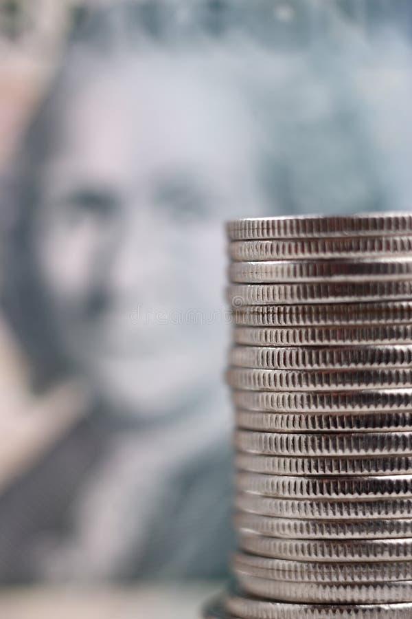 pieniędzy szwedzi zdjęcie stock