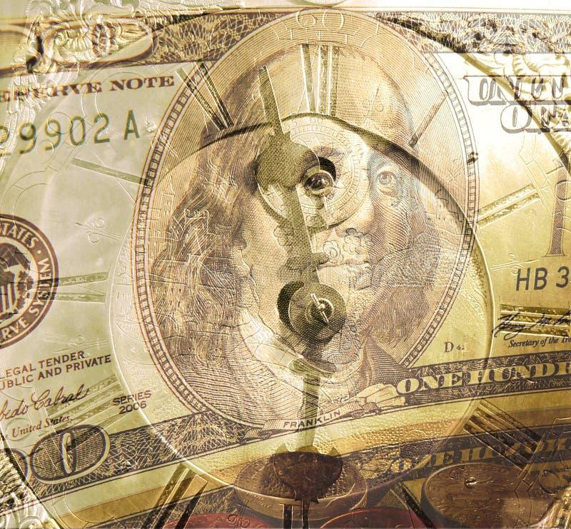 Download Pieniądze czas obraz stock. Obraz złożonej z gospodarka - 17091947