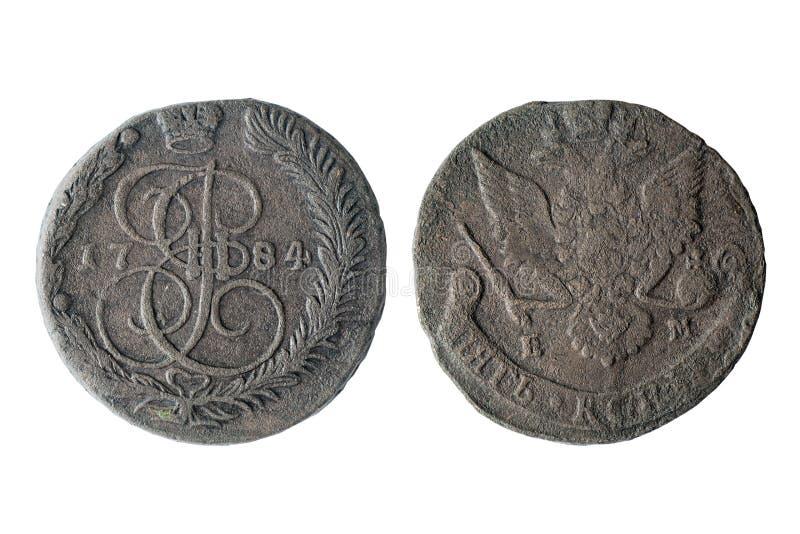 Download Pieni?dze miedziane monety zdjęcie stock. Obraz złożonej z groszak - 41955262