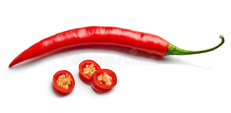 pieprz czerwone gorące chili obraz royalty free