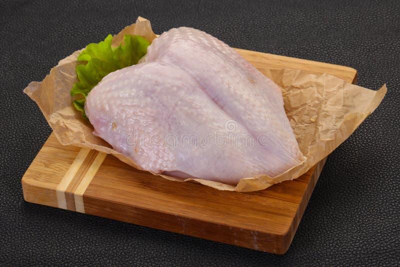 pierś kurczaka stark zdjęcie stock