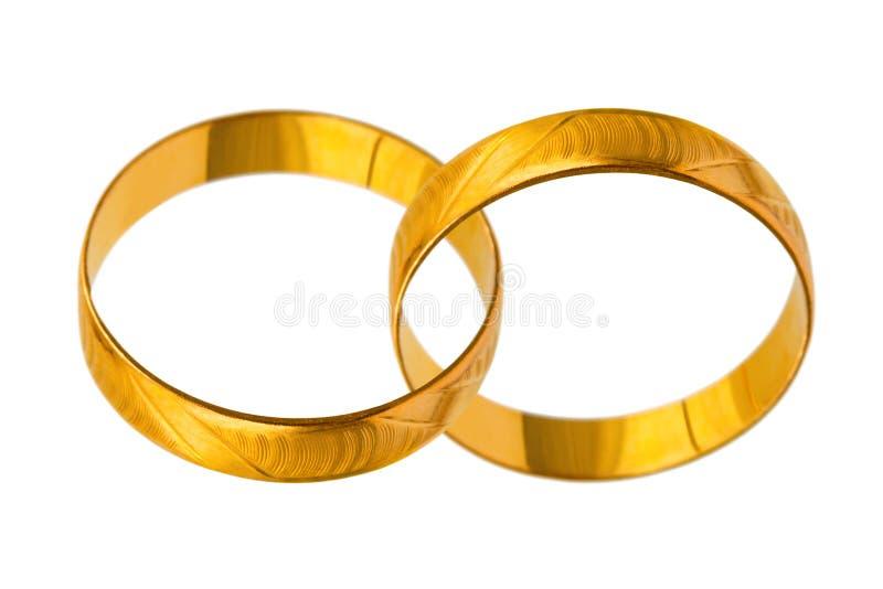 pierścienie się do zdjęcie stock