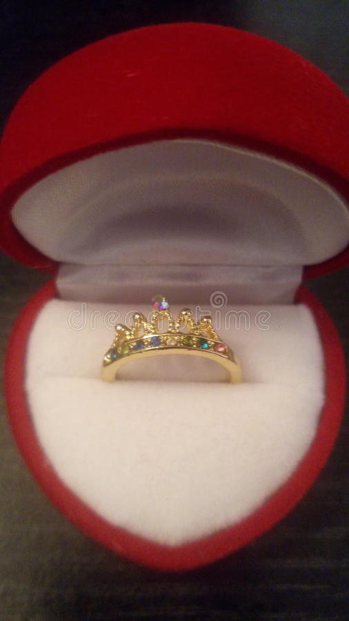 pierścionek zdjęcia royalty free
