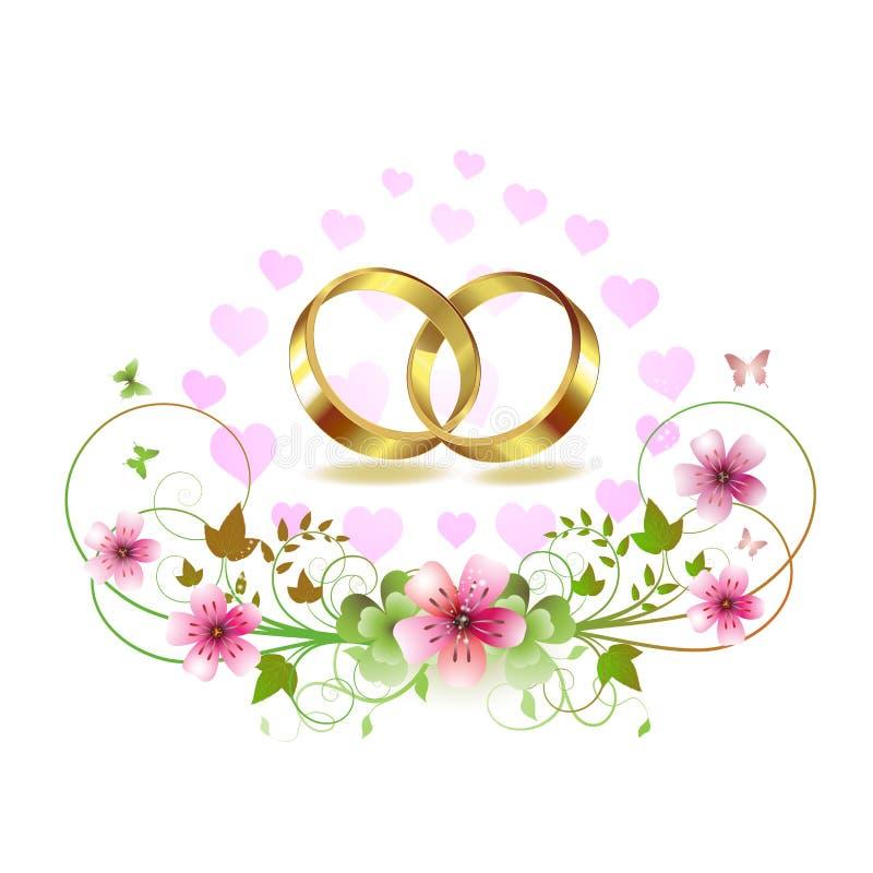 pierścionek target2236_1_ dwa royalty ilustracja