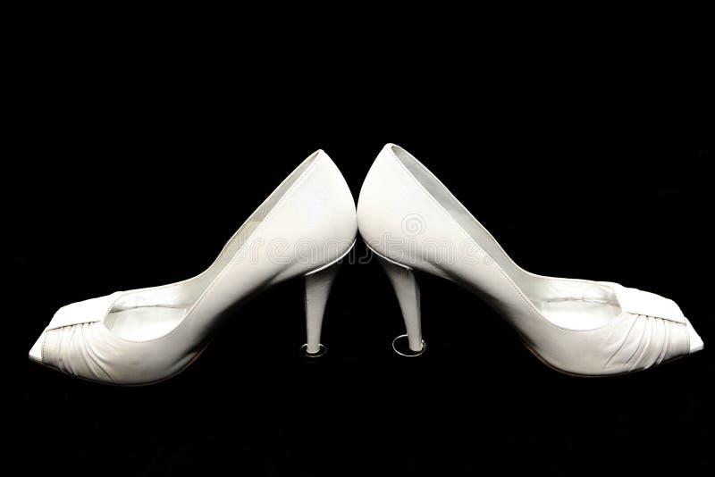 pierścionków buty zdjęcie royalty free
