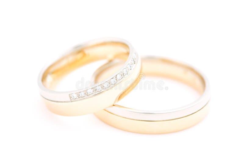 pierścionków target1315_1_ zdjęcie royalty free