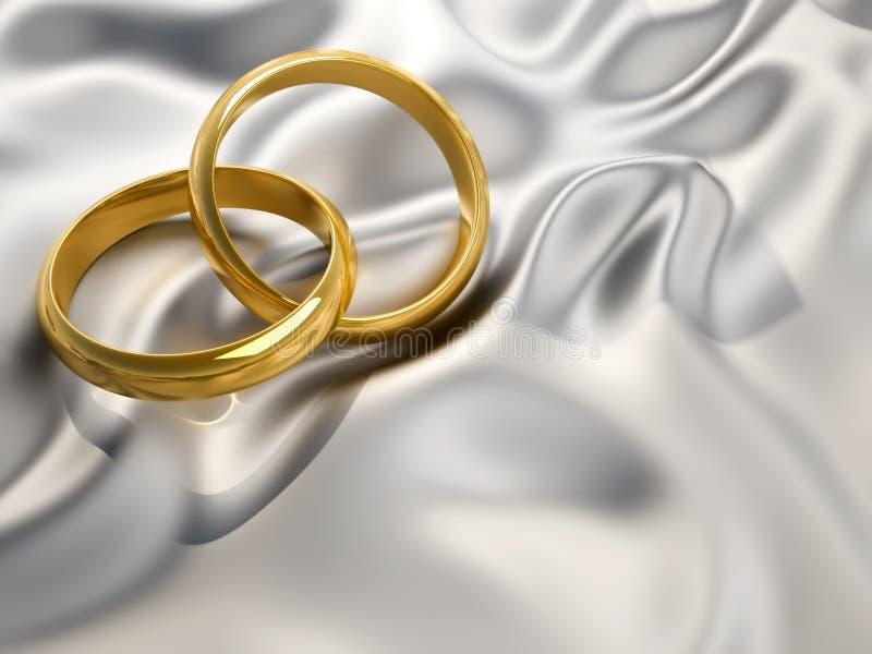 pierścionków target1679_1_ royalty ilustracja