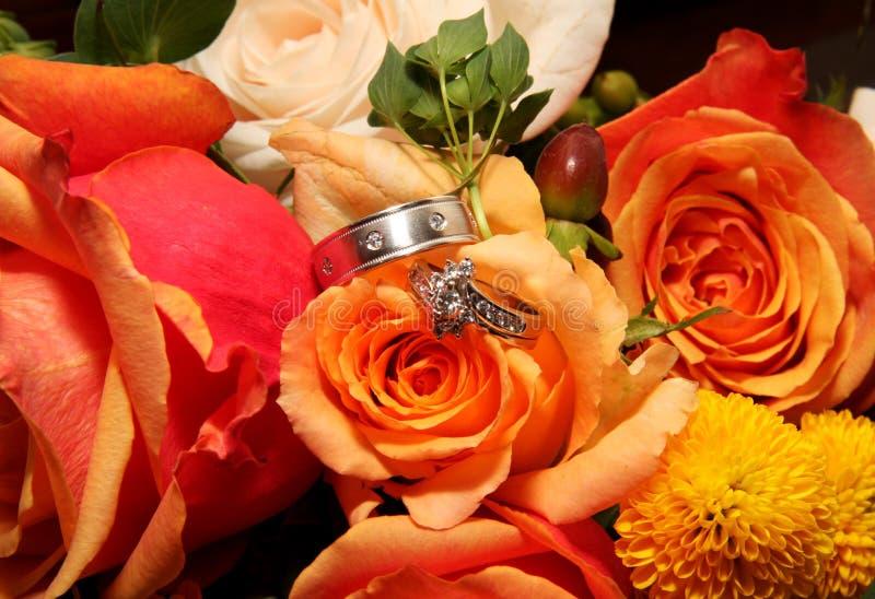 pierścionków target307_1_ obrazy royalty free