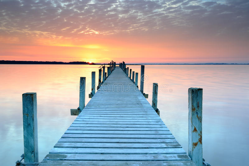 Download Pier stock image. Image of motion, land, landscape, movement - 15613993