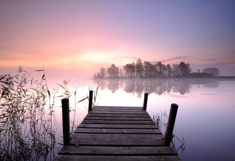 Download Pier stock image. Image of island, magical, calm, glow - 21330939