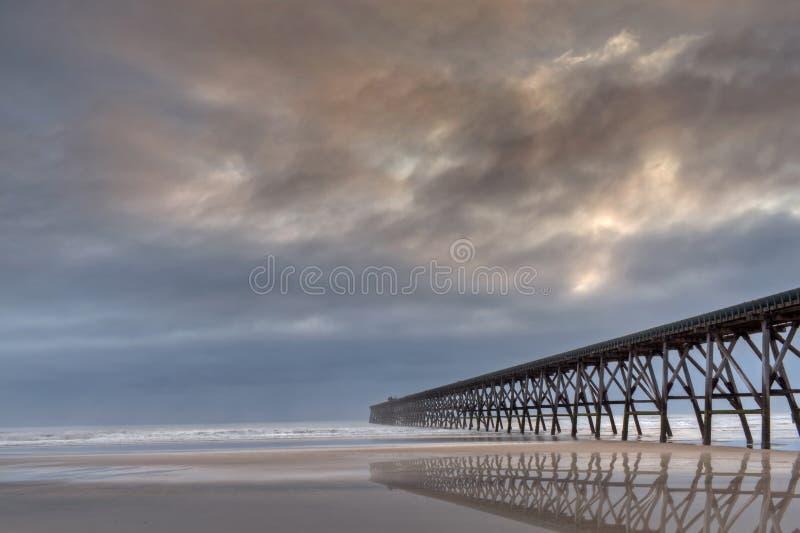 Download Pier stock image. Image of landscape, seascape, bridge - 28931613