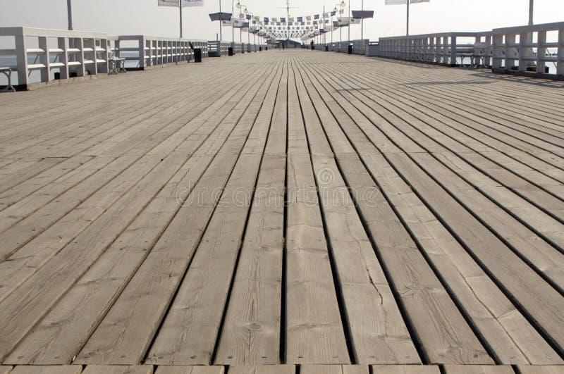 Pier stockbild