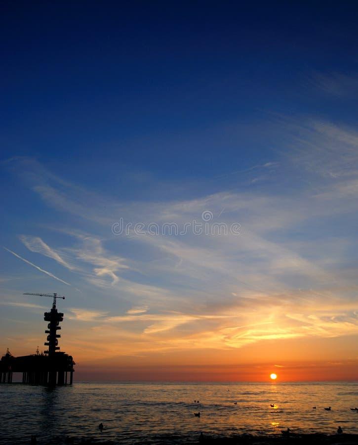 Free Pier At Sundown Royalty Free Stock Photo - 3929055