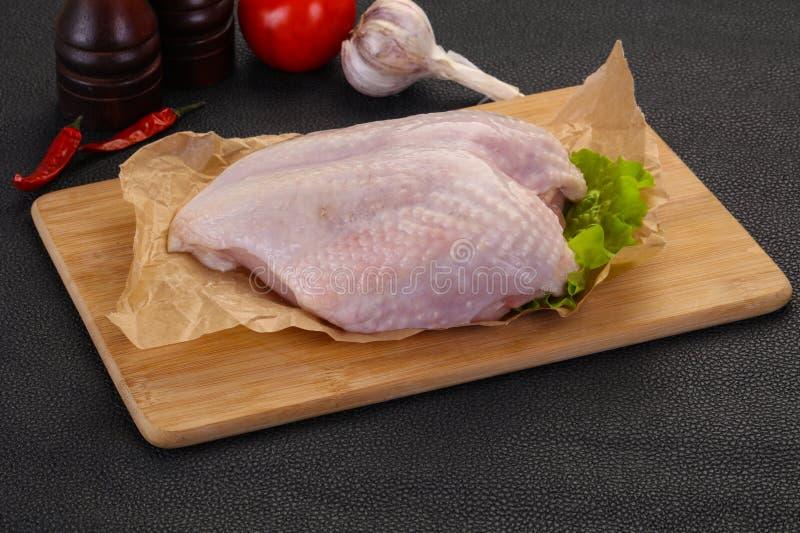pier? kurczaka stark zdjęcia stock