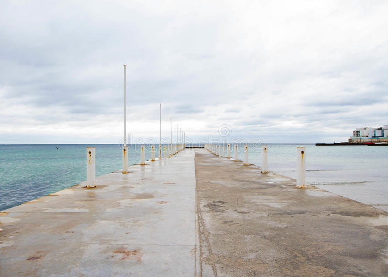 Pier stock images