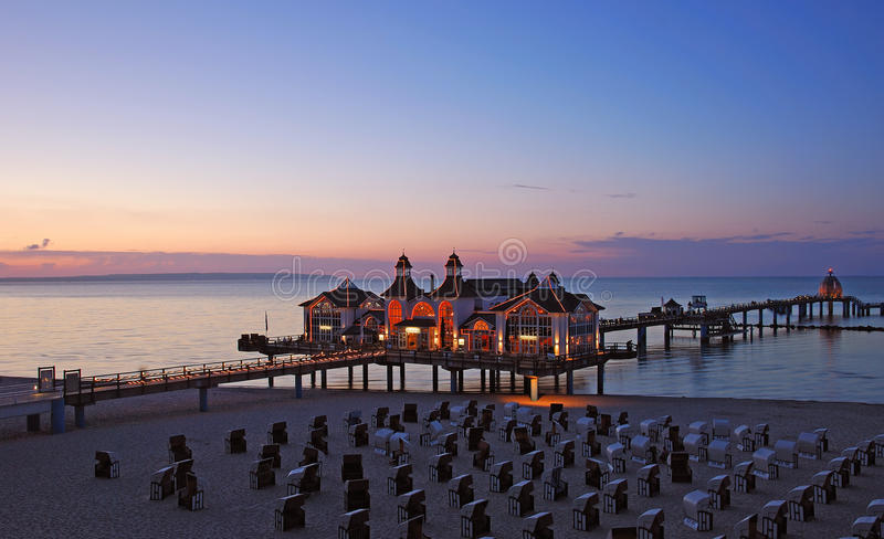 Download Pier Of Sellin,ruegen Island,germany Stock Photo - Image: 22275592