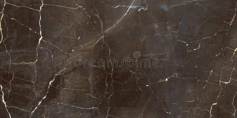 Pierre de marbre de café Modèle utilisé pour le fond, les intérieurs, le téléphone portable luxueux de cas de conception, de papi images libres de droits