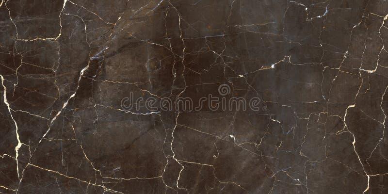 Pierre de marbre de café Modèle utilisé pour le fond, les intérieurs, le téléphone portable luxueux de cas de conception, de papi photographie stock