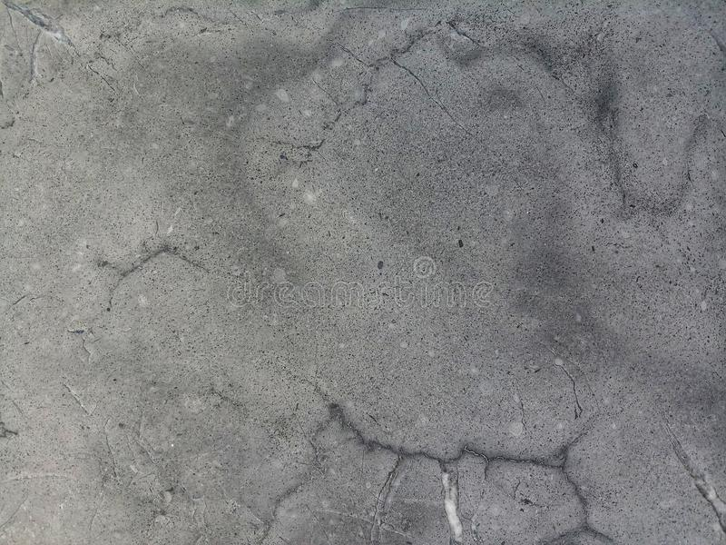 Pierre de marbre grise de plan rapproché ou noire extérieure photos stock