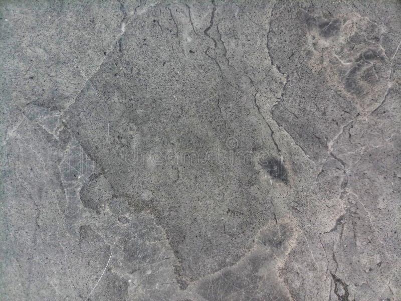 Pierre de marbre grise de plan rapproché ou noire extérieure photographie stock libre de droits