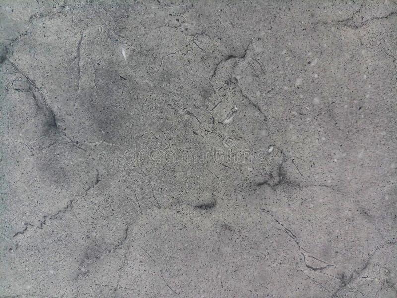Pierre de marbre grise de plan rapproché ou noire extérieure image stock