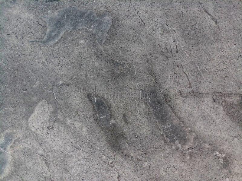 Pierre de marbre grise de plan rapproché ou noire extérieure image libre de droits