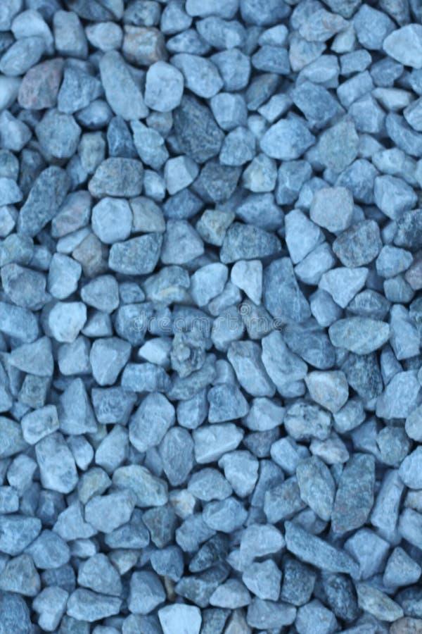 Pierre de matériel de texture de gravier de granit image stock