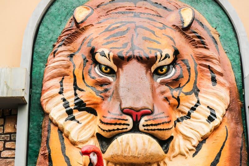 Pierre de tigre photographie stock