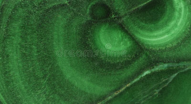Pierre gemme minérale verte de malachite photos stock