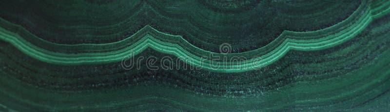 Pierre gemme minérale verte de malachite image stock