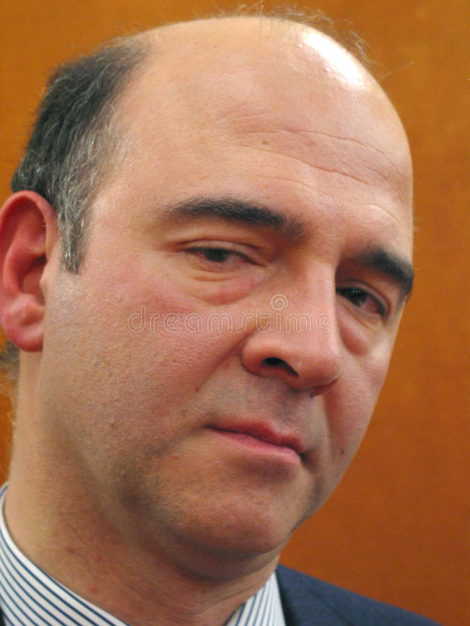 Pierre Moscovici. (born September 16, 1957) is a French politician who served in the government of France as Minister of Finance from 2012 to 2014. Previously stock photo