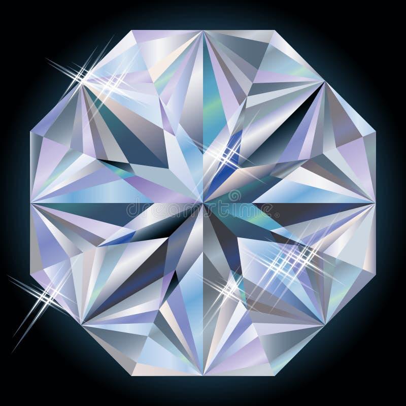 Download Pierre Précieuse De Diamant, Vecteur Illustration de Vecteur - Illustration du affiche, luxe: 87709148